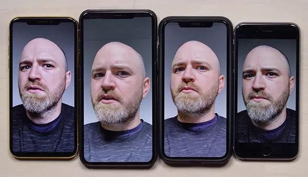 安發國際獎金制度:蘋果手機增加美顏功能