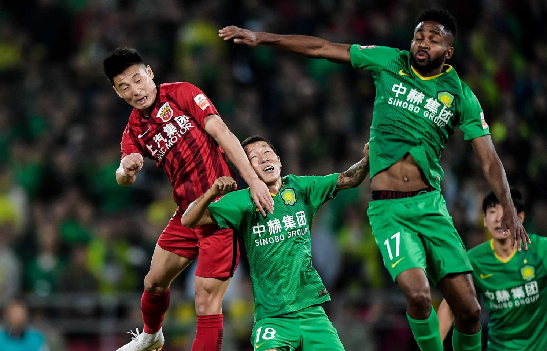 昨晚北京国安主场不敌上海上港,球迷们怎么看?网友热议一针