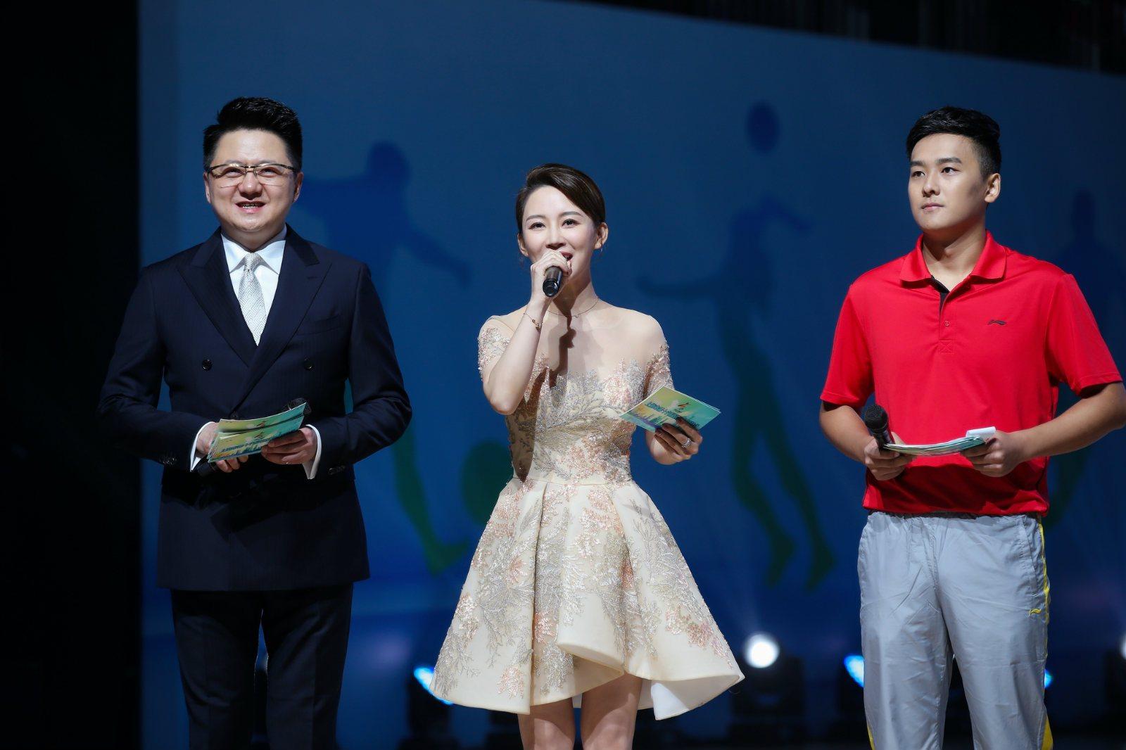 潘晓婷神秘亮相上海市运会 燃力宣传片尽显青春魅力
