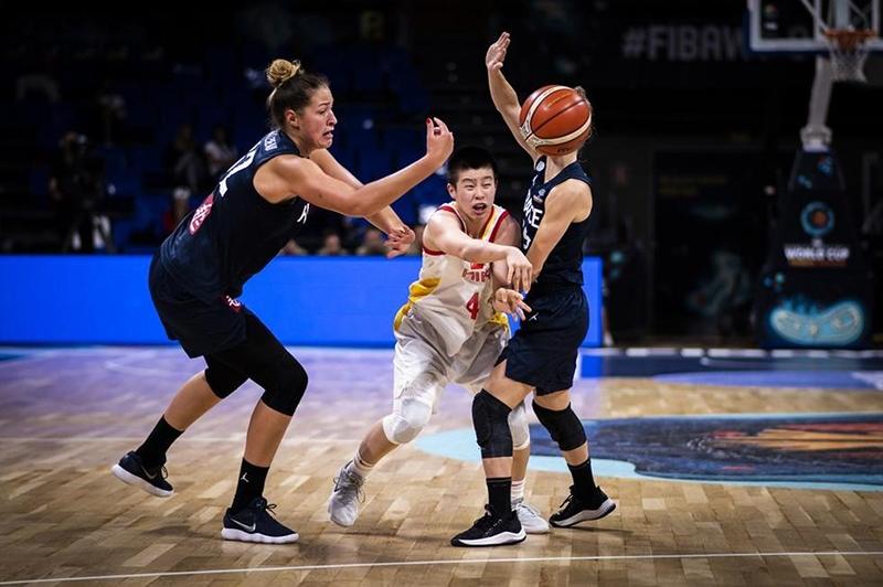 未来可期!女篮遗憾输给法国队,仍有两人发挥是亮点