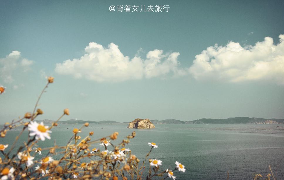 中国北方藏着一座唯美海岛,景色不输泰国,海鲜自己捡来吃
