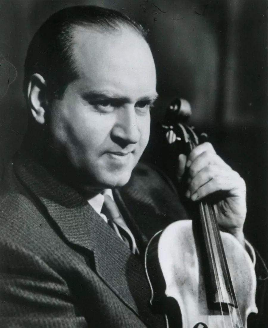 小提琴艺术史上永放异彩的超级巨星丨纪念大卫·奥伊斯特拉赫