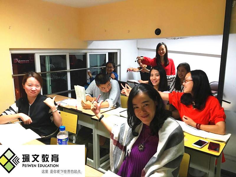 昆明外语培训,注重平时点滴积累让边工作边学外文的学生轻松不少