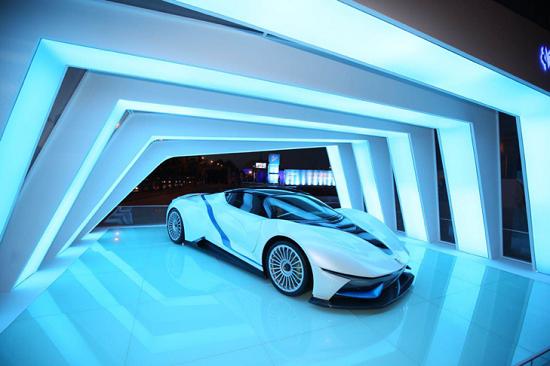 北汽新能源:以设计驱动创新,引领新能源汽车高端化发展图片
