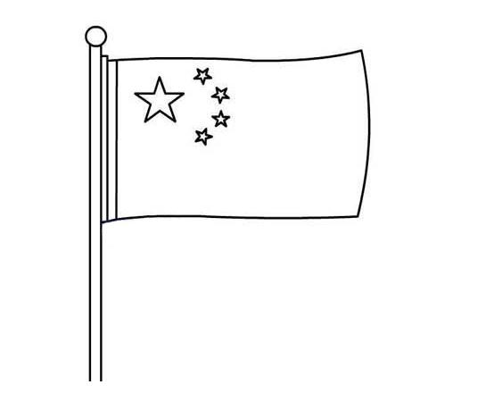 国旗飘扬—幼儿园国旗手工制作教程分享
