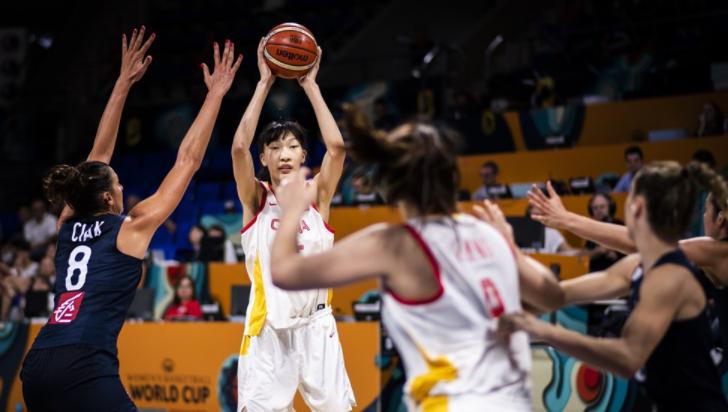 伊朗国家队 女篮追平世界杯20年最佳战绩 新黄金一代在路途