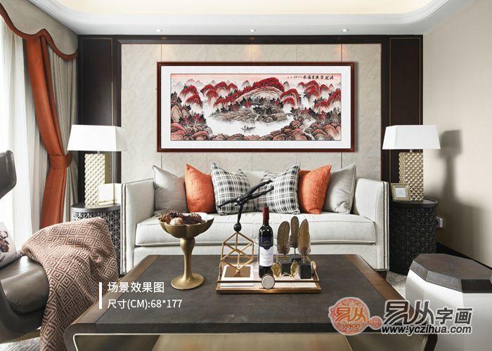 家居装饰画,品味的体现,内涵的彰显!