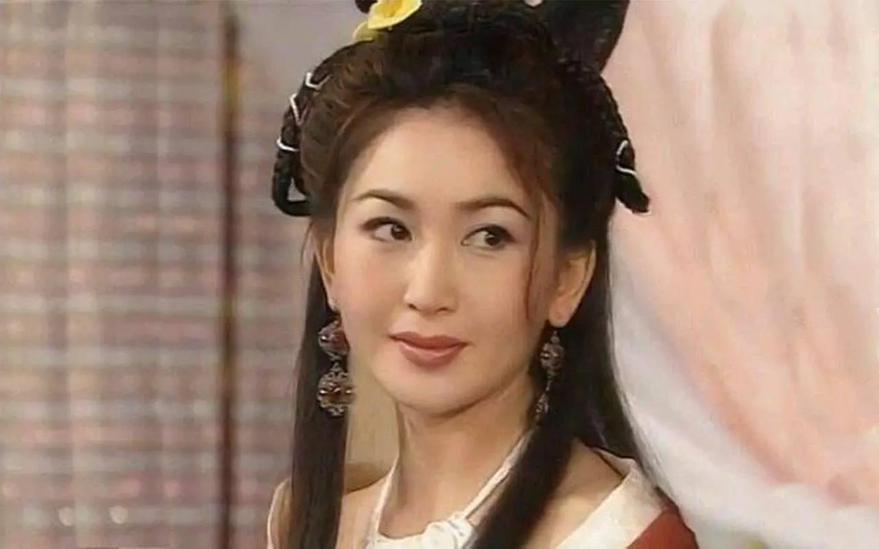 TVB这些女星,古装让人惊艳,哪个是你的最爱