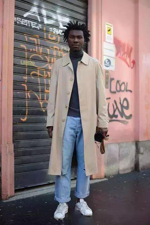 男士大衣搭配,你是不是一个时尚控?