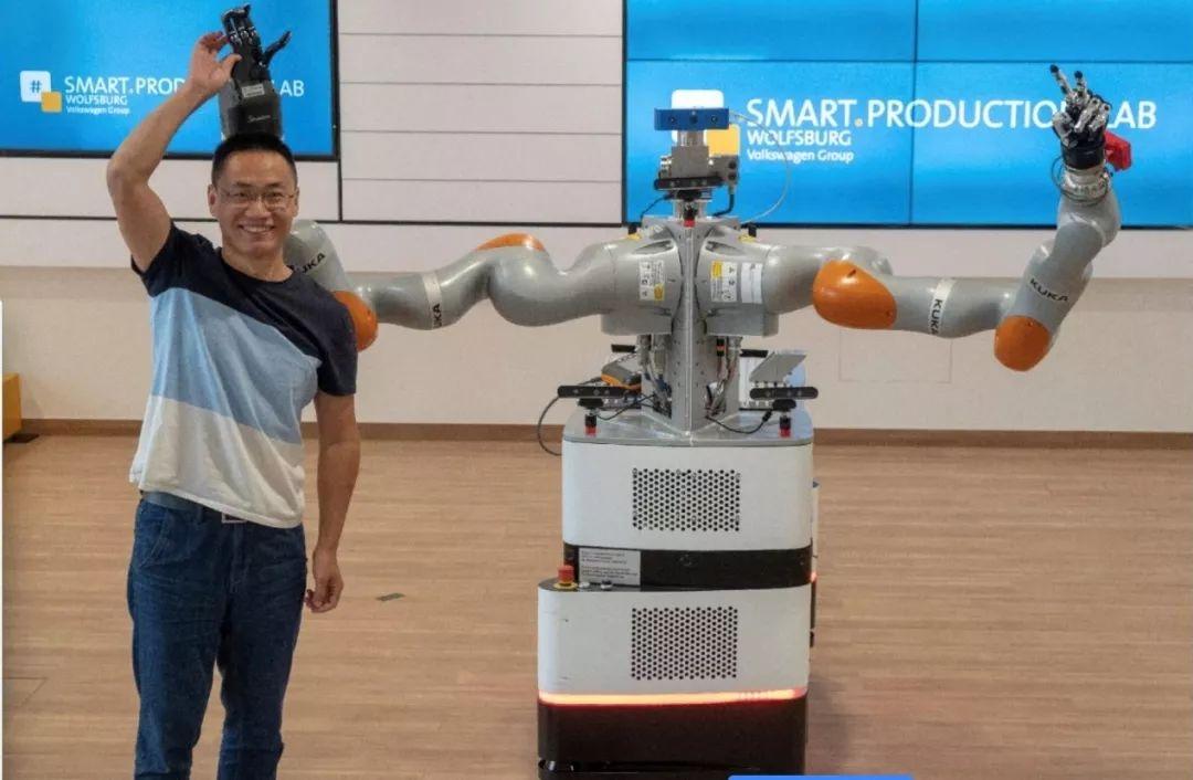 汽车生产方式第三次变革来了这是大众智能生产实验室的计划
