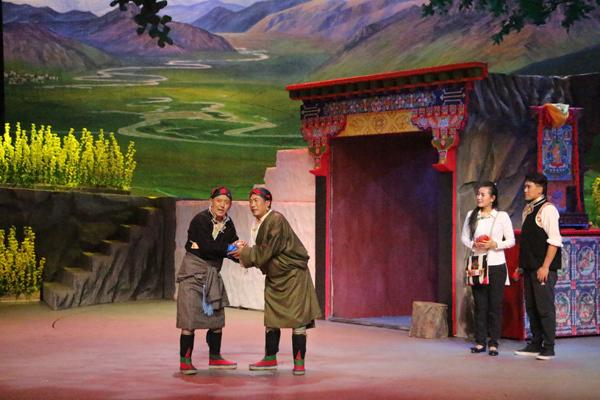 《藏香情》讲述精准扶贫故事