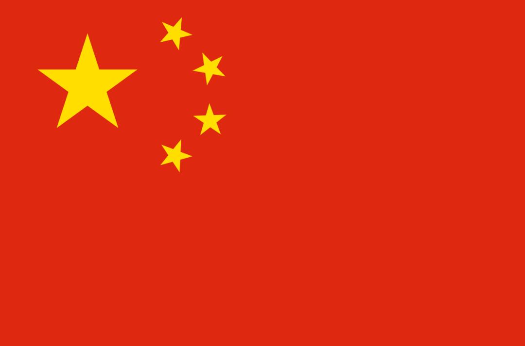 中国国旗动态视频图片
