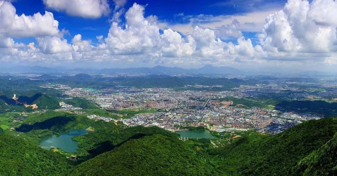 666 广东省森林小镇 东莞再有五个上榜 看看是不是你家