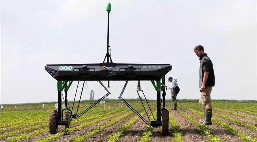 先进的国际农机前沿技术