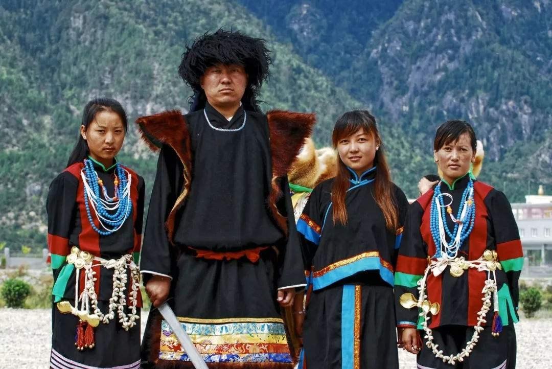 西藏珞巴盛产美女,不过这里的姑娘不外嫁,外族人根本娶不到