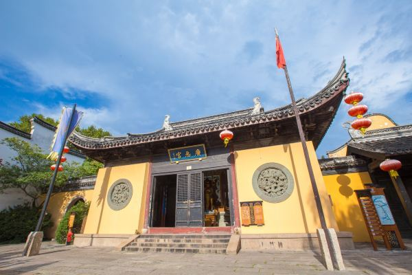 浙江这座藏在古镇里的道观,曾三毁三建,迄今已有上千年历史