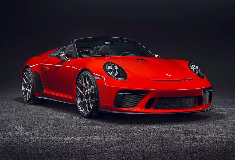 991bf_保时捷 911 speedster (991) 明年限量发售1