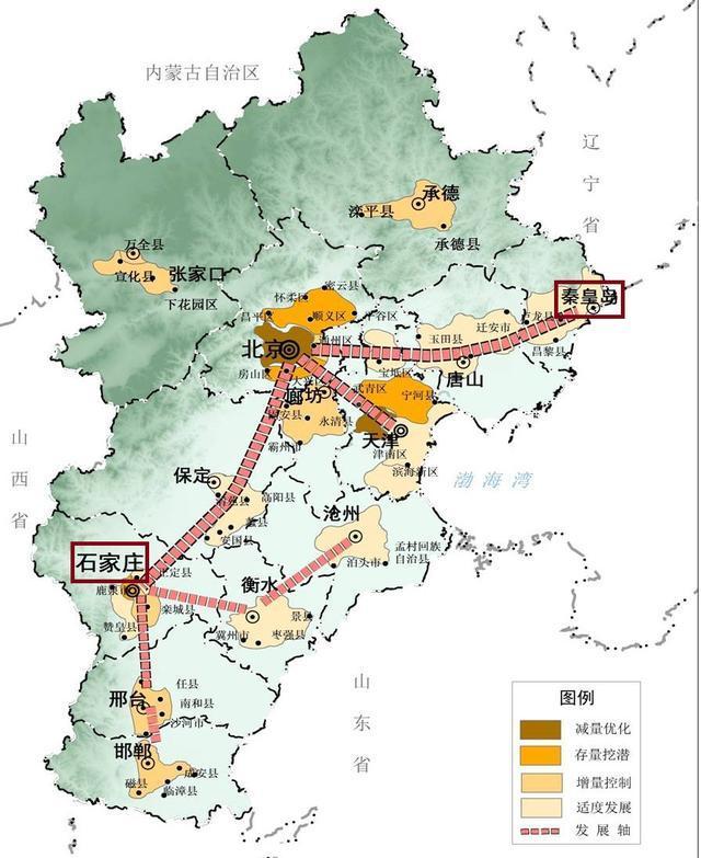 今年GDP超6000亿元的城市盘点之一:河北省唐山市和石家庄市