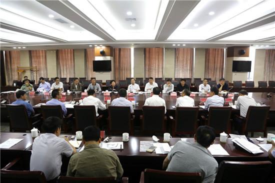 淮安市召开城区文明农贸市场达标工作推进会