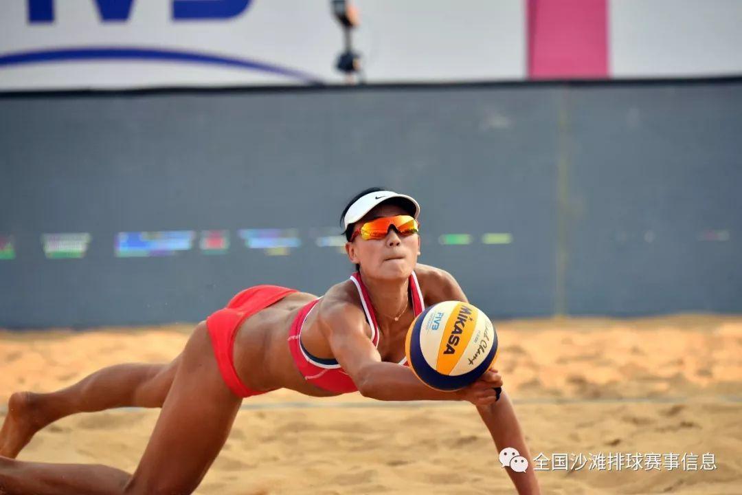 2018年世界沙滩排球巡回赛广西钦州公开赛16强产生