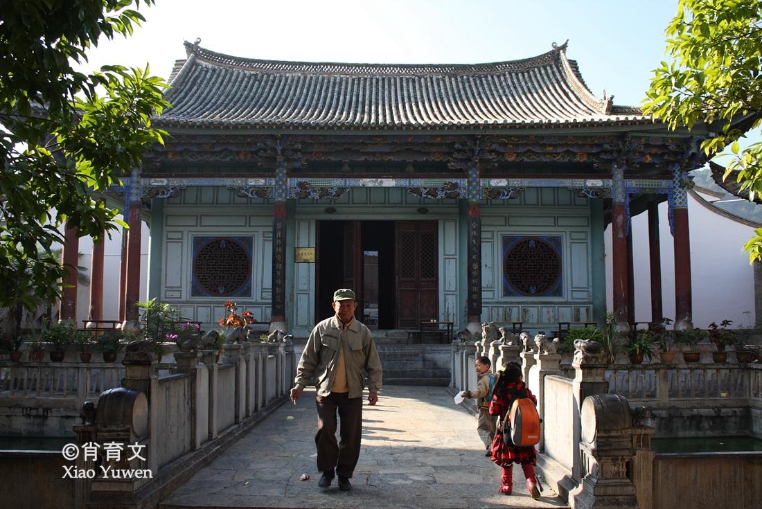 600年前這個小村是個兵城,現在成了家喻戶曉的云南第一村