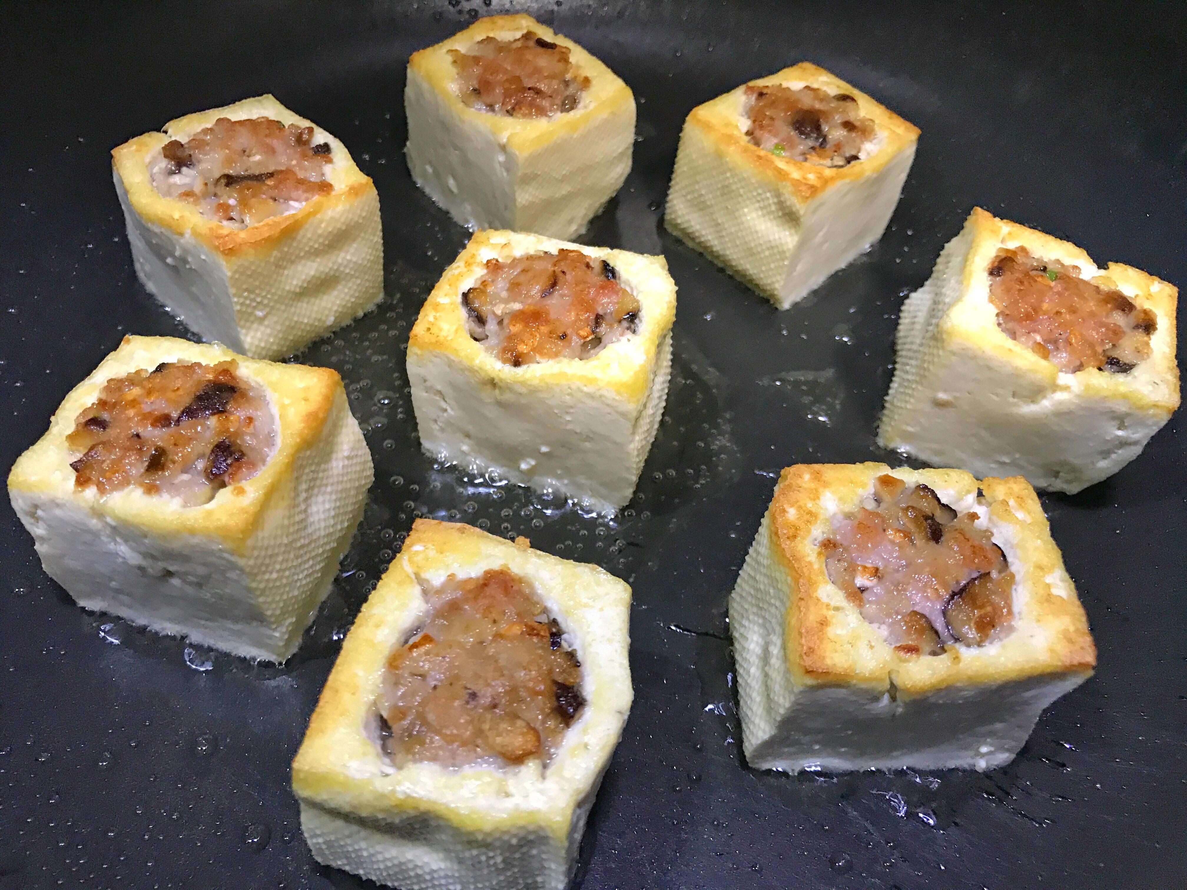 自从饭店大厨教我烧这豆腐,我家1天3顿都离不开它,完全吃不腻!