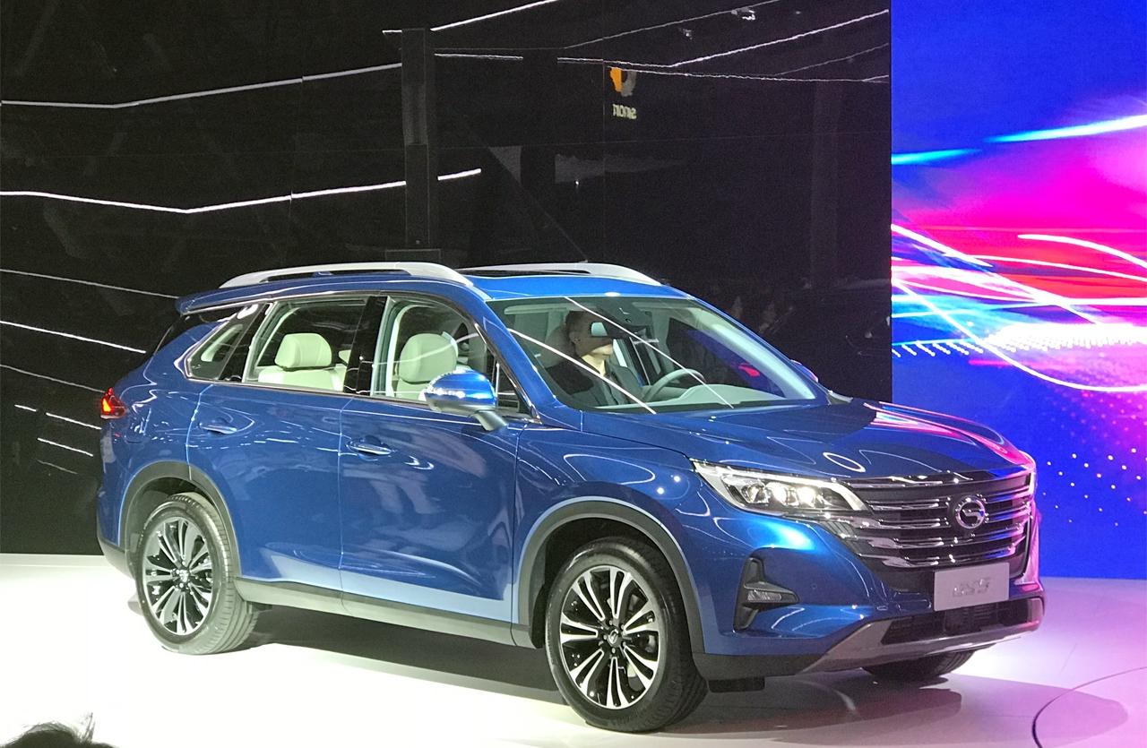 又一款高颜值SUV亮相,1.5T配爱信6AT,预售12万起!