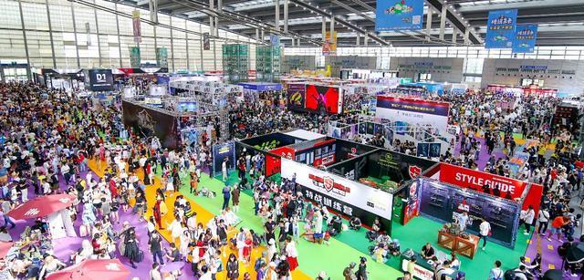 国庆游玩狂乐!第五届深圳国际电玩节往昔日浩瀚揭幕