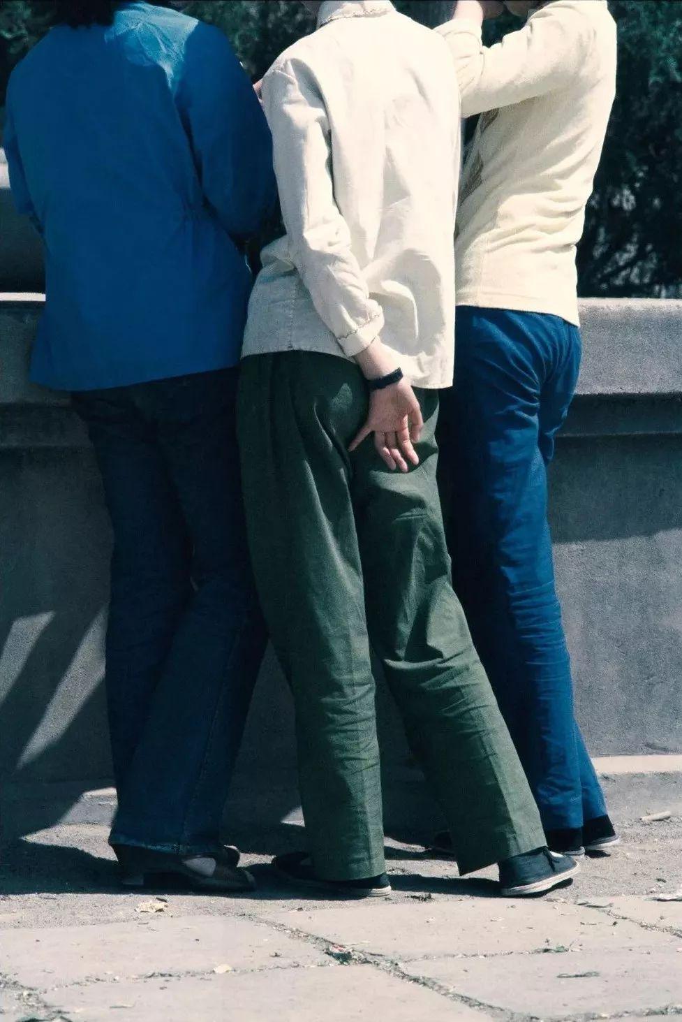 北京大叔拍下80年代的青春,美好到让人落泪!