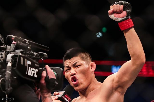 综合格斗世界最强前十拳手:黑人拳王第一,李景亮未入围
