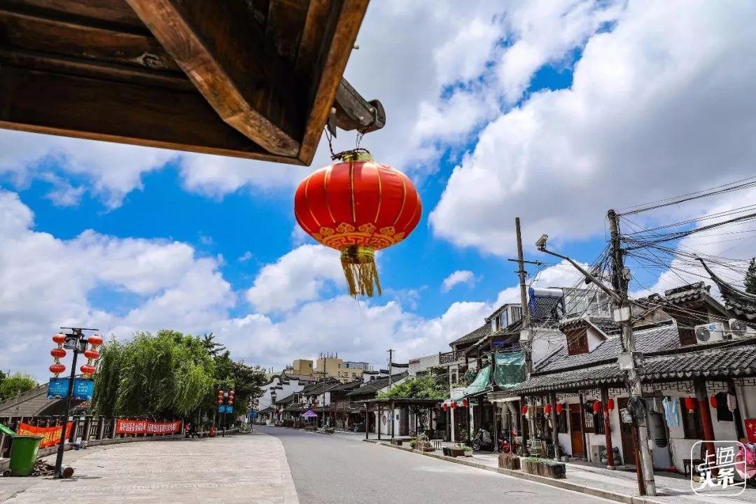 统统免费!美了千百年的12座古镇,好玩又好吃,就在上海人家门口!