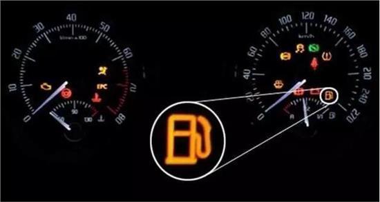 6个汽车故障灯前5个新手最易忽视最后一个才是亮点!_快乐10分破