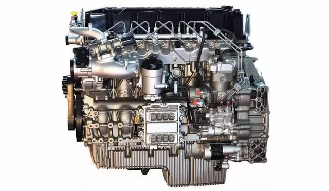 玉柴K08国六发动机