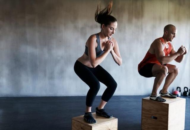 6个HIIT间歇训练,每天半小时暴汗燃脂,让脂肪燃烧起来吧!_代餐减肥