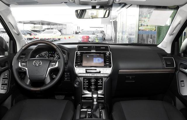 硬派SUV霸主普拉多销量暴跌都是一汽丰田减配惹的祸