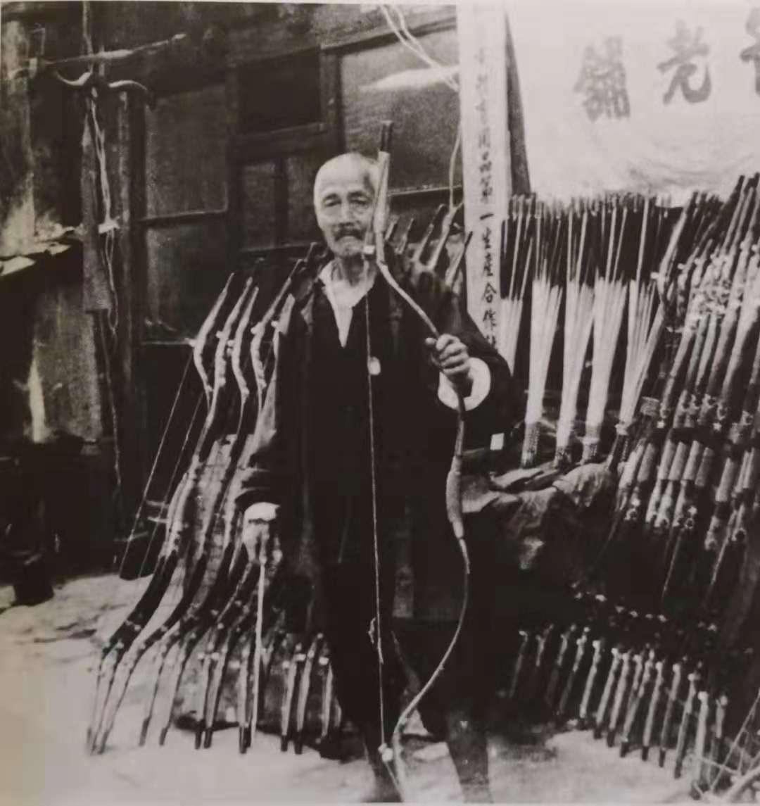 """杨福喜在传承中留住""""聚元号""""的过往"""