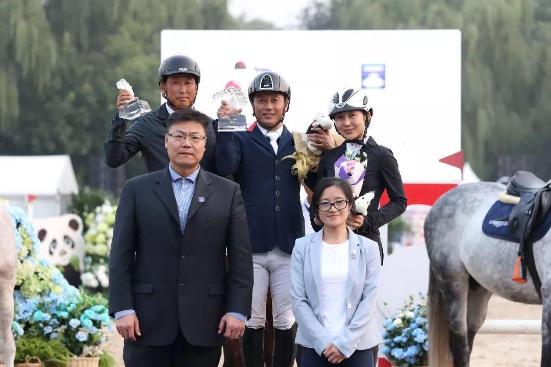 相比去年 同级别骑手进步不少! 2018浪琴表国际马联(FE