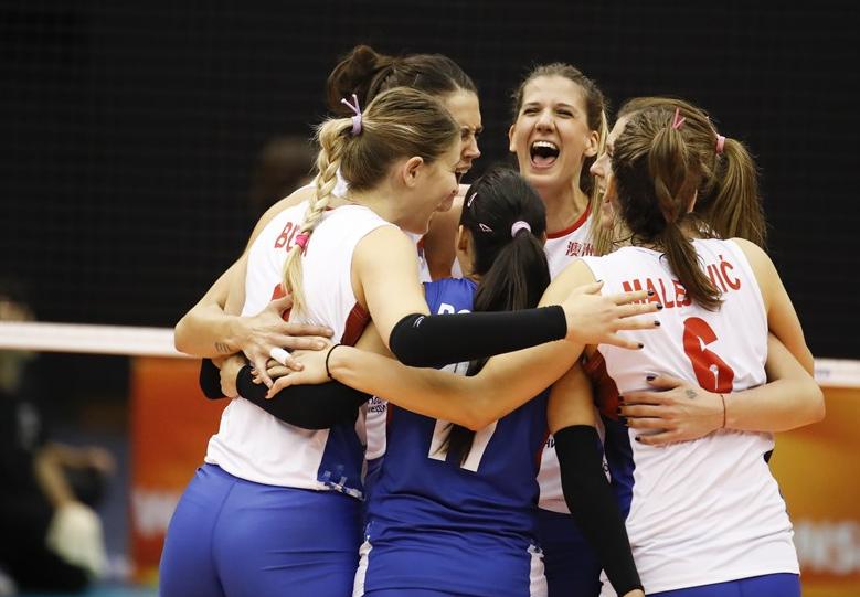 女排世锦赛率先产生两支小组5连胜球队!距离6强或仅一步之遥
