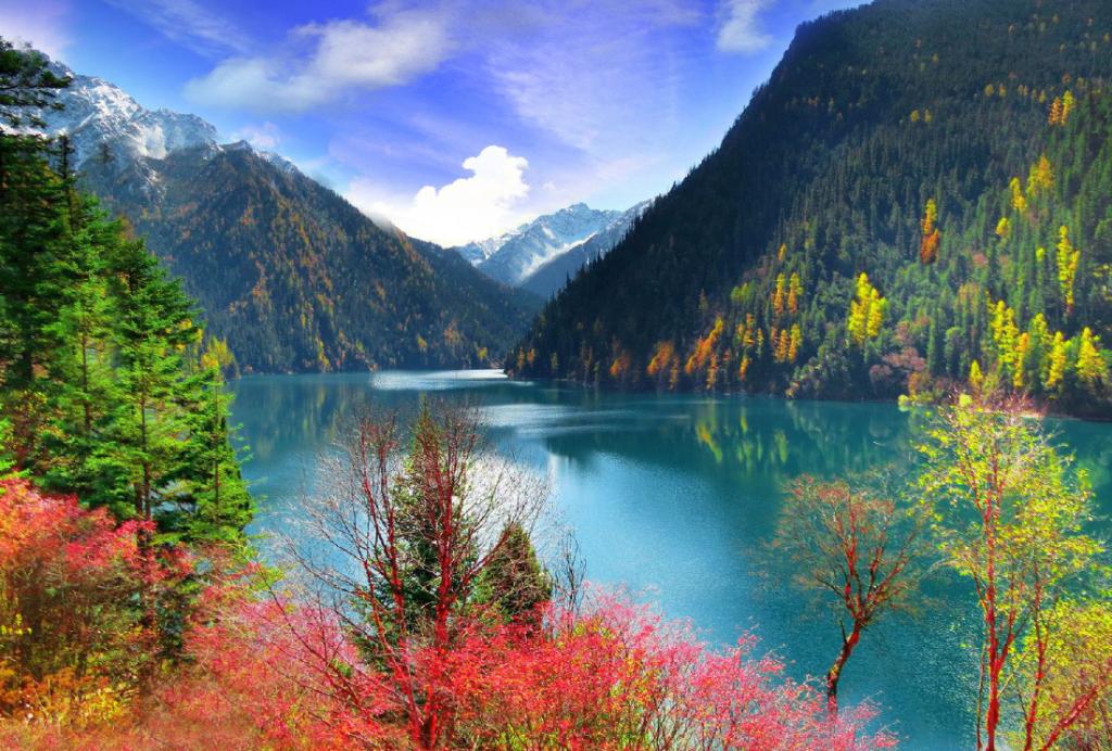 川西美在10月,這8個地方藏著迷人的秋色