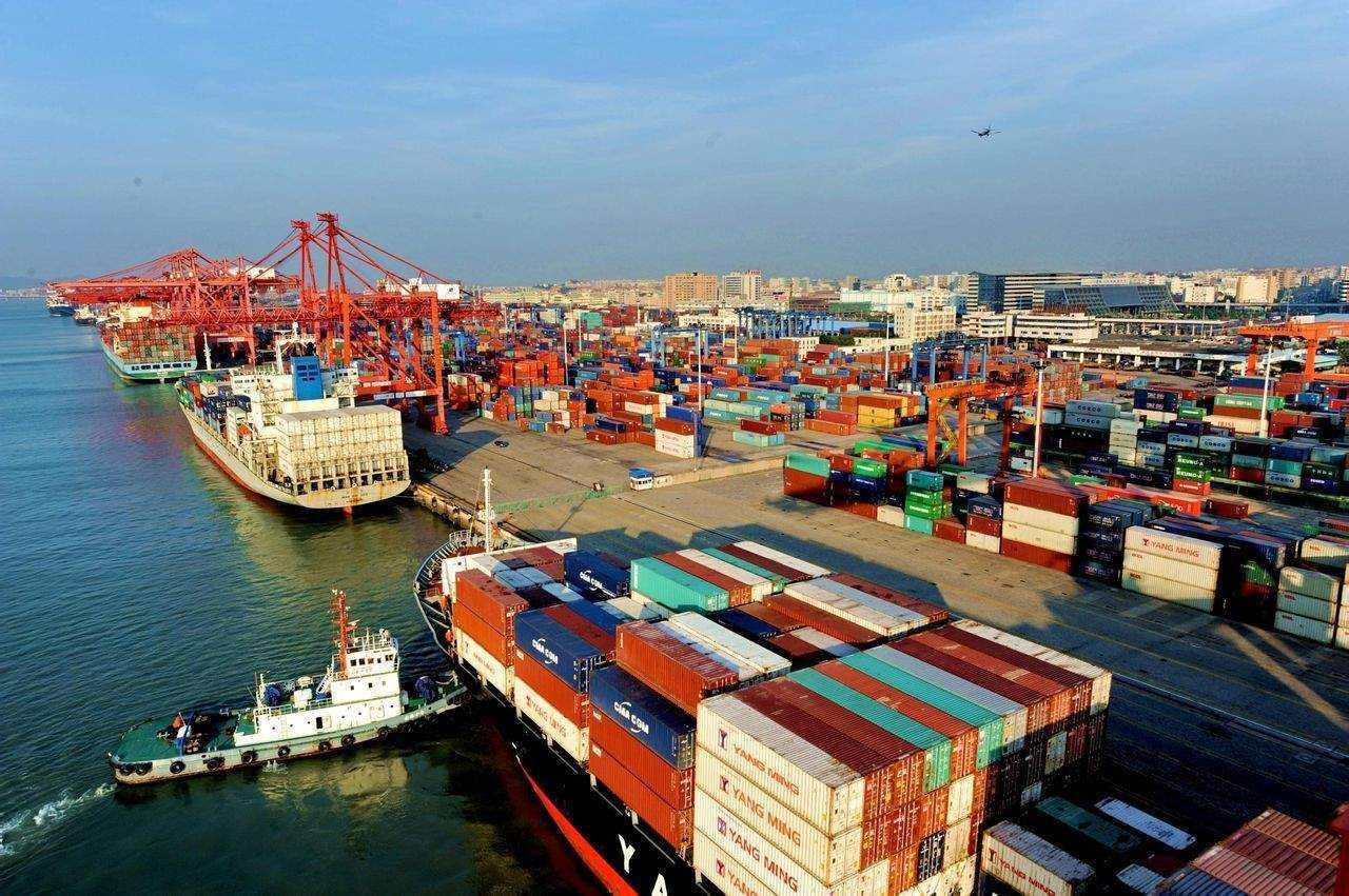 上半年中国与美国 德国 俄罗斯 瑞典等30个国家进出口贸易对比