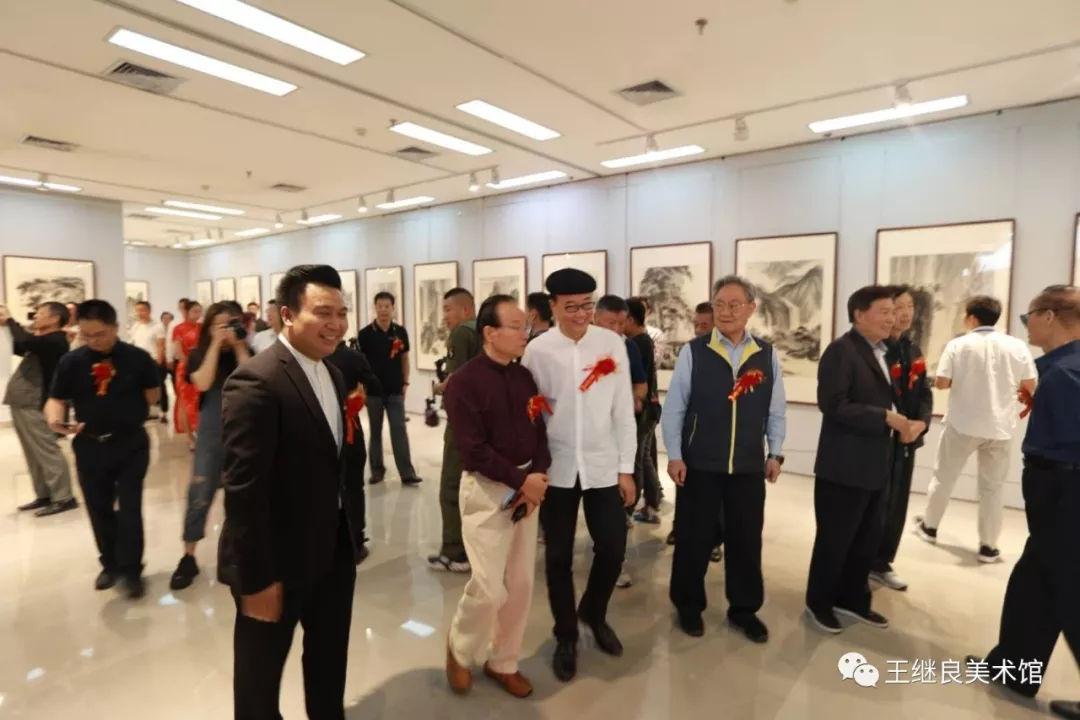 王继良――妙笔春秋大型国画艺术精品展隆重开幕