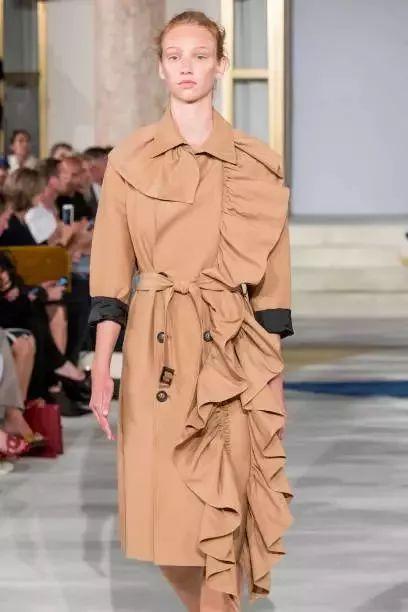 今年流行的风衣