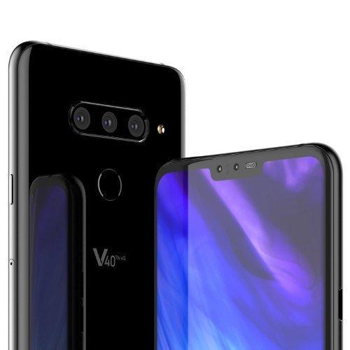 LG V40 ThinQ在美首发 3120X1440分辨率 三摄 骁龙8