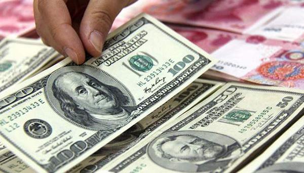 鲍威尔讲话美元指数上96,人民币离岸汇率破6.90