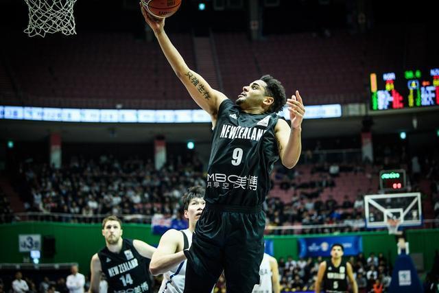 新西兰后卫NBA季前赛砍27+7,曾带队击败中国男篮