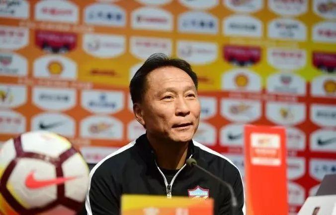 沈祥福,只执教一场的权健主教练