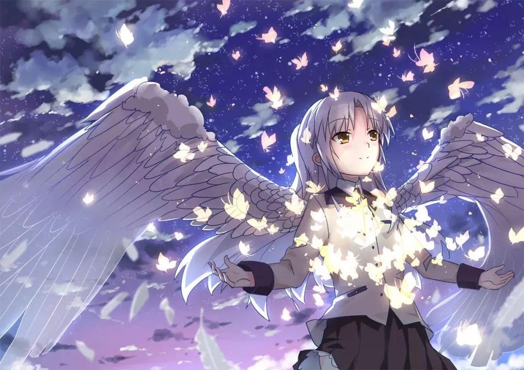 立华奏壁纸_国庆壁纸大作战:立华奏(angel beats!