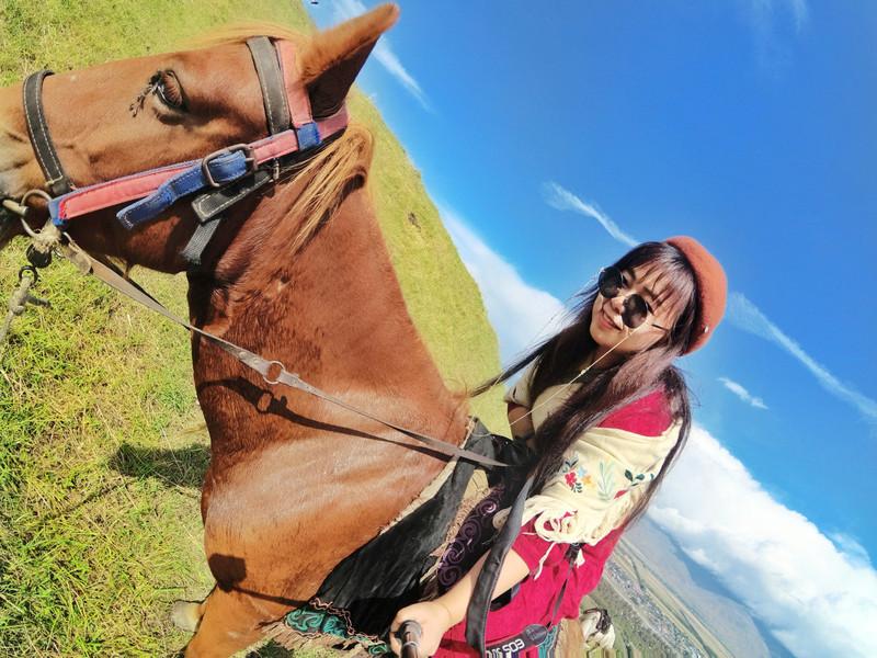 新疆那拉提房车自驾深度三日游,雪山皑皑中看空中草原