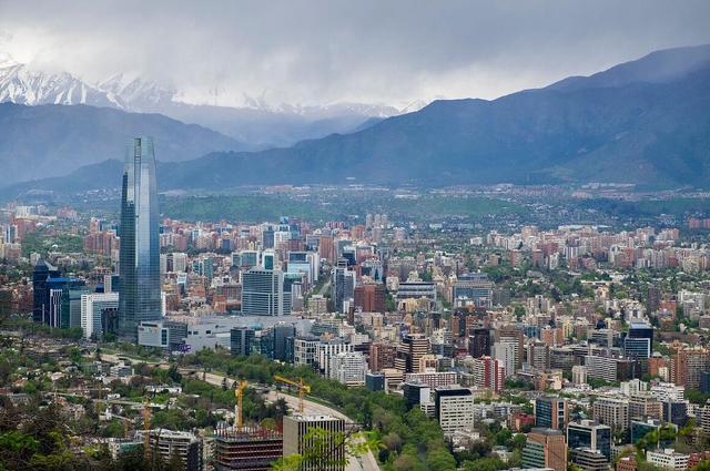 智利经济总量_智利经济地位