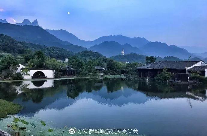 池州市九华山风景区 摄影:梦想做土豪的suki